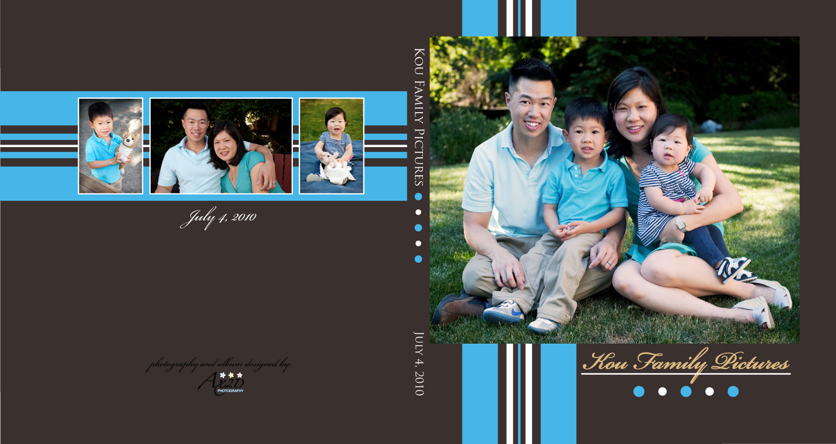 family photo design
